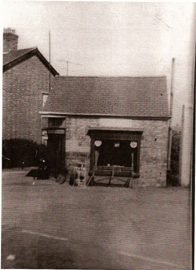 Breams Cobblers, Fairfields, Ramsey.PreviouslyFlowers & Son Corn merchants and subsiquenty became a tea shop.
