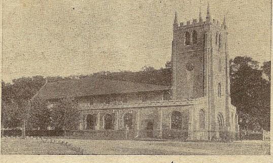Thomas-A-Beckett Church, Ramsey