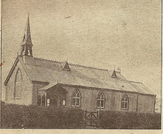 St.Felix Church, Ramsey Foertyfoot.