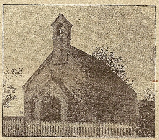 St.Benet's Church, Ramsey Hollow