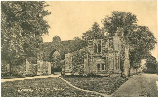 Ramsey Abbey Gatehouse