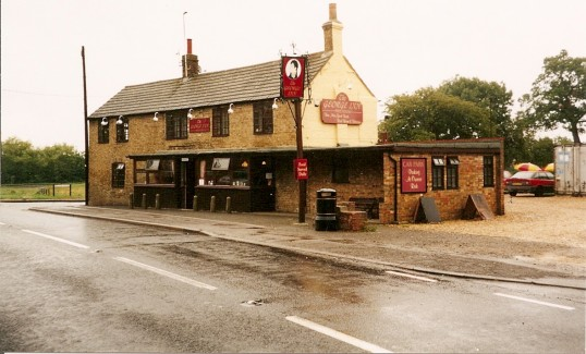 George Public House at Ramsey Forty Foot.