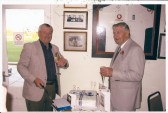Roy & Peter Chamberlain of Ramsey on the occasion of their 80th birthday