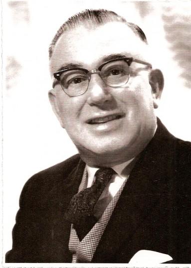 George Ernest Hyde of G.B.Hyde & Son Ramsey