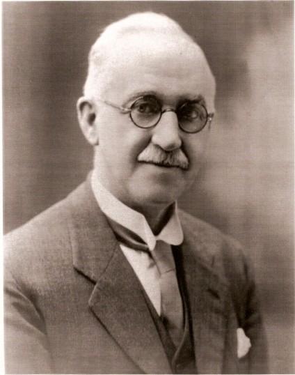 George Barrack Hyde of G.B.Hyde & Son Ramsey