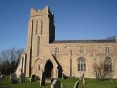 Bury C of E church