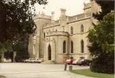 Ramsey Abbey School, Headmasters Entrance