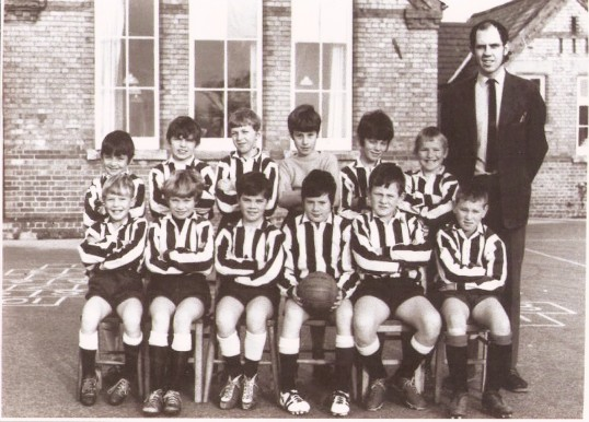 Ashbeach Junior School, Football Team