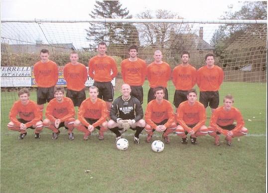 Ramsey Football Club First Team