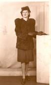Kitty Bolwell (nee Freeman) of Ramsey
