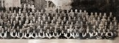 Ramsey Abbey Grammer School photograph, right hand section.