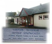 Groupe Scolaire 'Arthure Papworth' Vaudry, Normandy, France