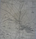 Ariel map of Ramsey.Courtesy of Ramsey Rural Museum