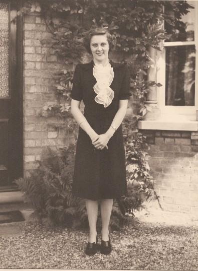 Elizabeth Butler wife of Henry Butler of Ramsey FortyFoot