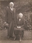 Henry and Grace Butler of Gazeley House Ramsey FortyFoot.