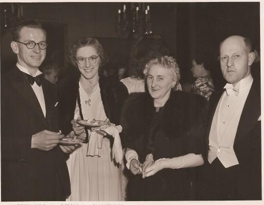 Henry, Elizabeth, Miriam and Sydney Butler of Ramsey FortyFoot.