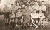Ramsey St. Mary's Football Team