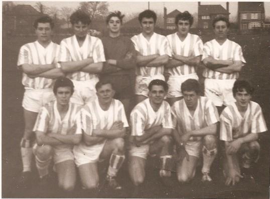 Ramsey St. Mary;s Football Team