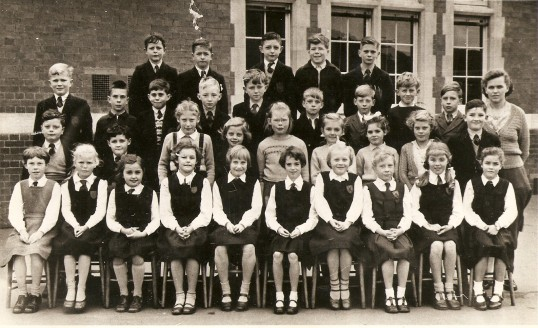 Ramsey County School Group Photograph.