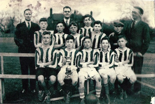 Ramsey Junior Football Team