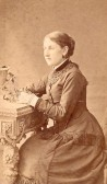 1833-1887 Sarah Ann Freeman (nee Stacey) of Great Whyte, Ramsey