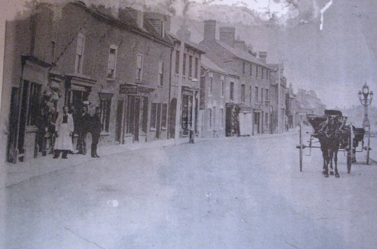 Great Whyte, Ramsey looking north 1890-1910