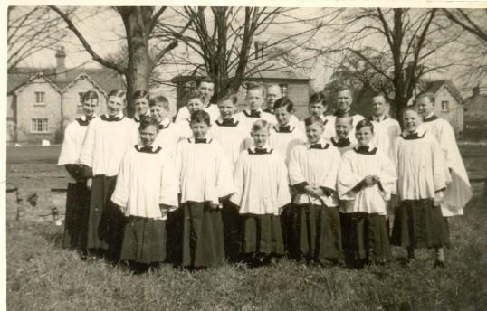 Ramsey Parish Church Choir
