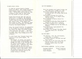 The Methodist Church Ramsey Heights 1871 - 1971Centenary Souvenir Brochure