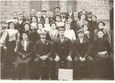 The Staff of the Sunday School at Ramsey St Mary's Methodist Church