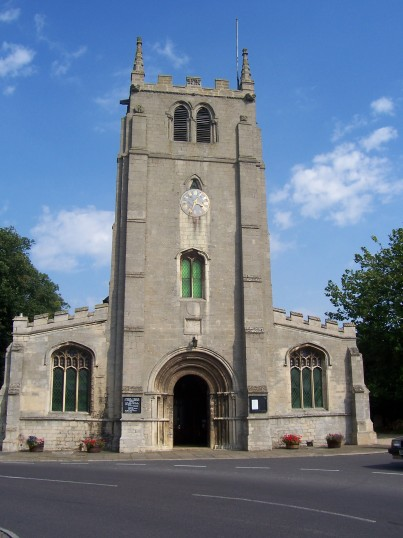St Thomas a Beckett Church, Ramsey (the infirmary pre 1200's)
