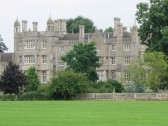 Ramsey Abbey (now used as a school)