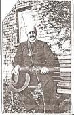 John Whittome of Ramsey owner of Mereside farm.