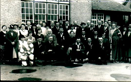 King George V Jubilee celebrations at Ramsey Mereside School