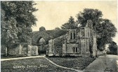 Ramsey Abbey Gatehouse Circa 1900