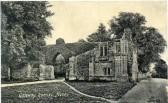 Ramsey Abbey Gatehouse Circa 1900