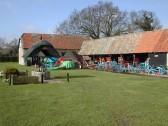 Ramsey Rural Museum - rear view
