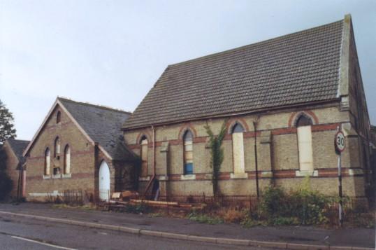 Ramsey St Mary's Chapel
