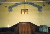 Inside Ramsey Heigths Methodist church