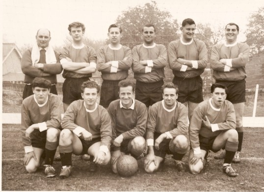 Ramsey Town Reserves Football Team