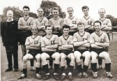 Ramsey Football Team 1964/65