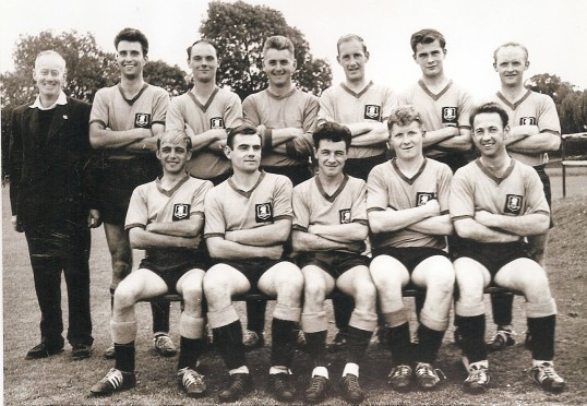 Ramsey Football Team 1964/65