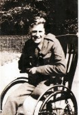 Ted Cox of Ramsey, Soldier in B.E.F. World  War II, injured in France and evacuated from Dunkirk 1940