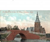 St Mary's Bridge and Church