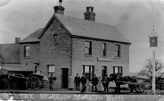 Star Public House, Ramsey St. Mary's