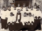 Bury Church Choir.