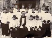 Bury Church Choir.
