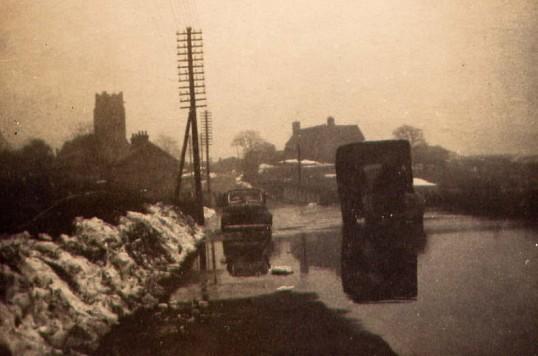 Bury Floods 1947