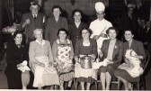 Bury Over 60's Club. 1953