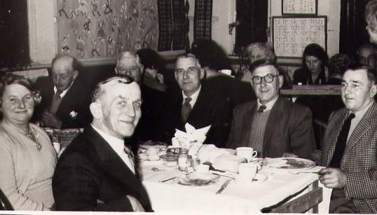 Bury Over 60's Club.1959