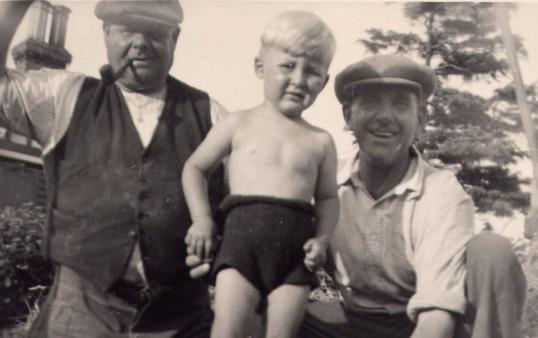 Arthur Bishop, John Cooper and Mr. Cooper